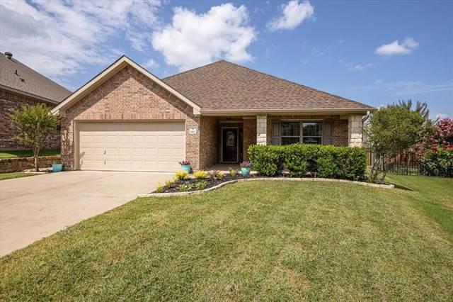 3017 Greenway Drive, Burleson, TX 76028 (MLS #14622908) :: The Krissy Mireles Team