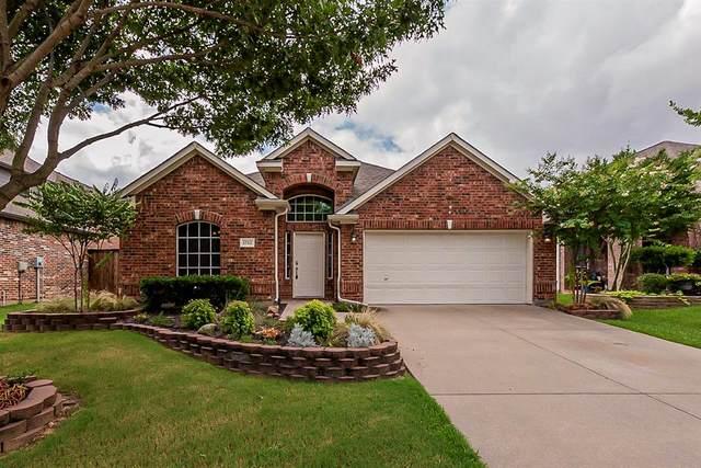 1712 Glen Aerie Lane, Corinth, TX 76210 (MLS #14622911) :: Team Tiller