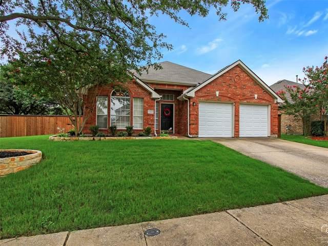 5401 Pebble Court, Mckinney, TX 75072 (MLS #14622921) :: Front Real Estate Co.