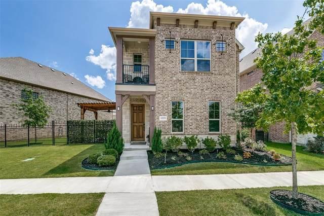 6859 Prompton Bend, Irving, TX 75063 (MLS #14622930) :: Rafter H Realty
