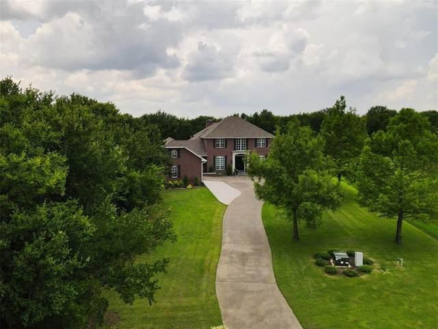 2506 Oakbrook Circle, Sherman, TX 75092 (MLS #14622940) :: Crawford and Company, Realtors