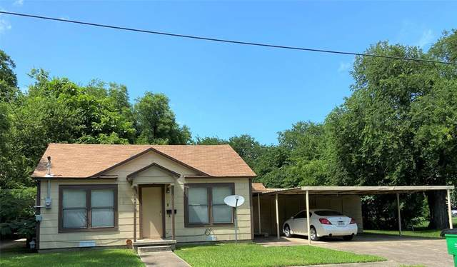 1413 E Garnett Street, Gainesville, TX 76240 (MLS #14622949) :: The Property Guys