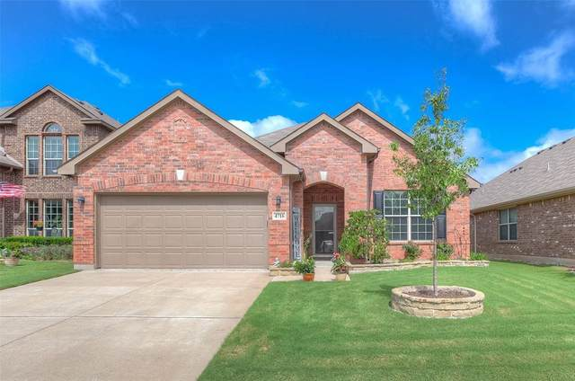 4716 Sleepy Meadows Drive, Fort Worth, TX 76244 (MLS #14622969) :: The Mitchell Group