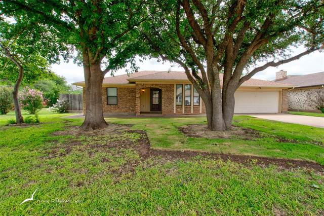 5065 Robertson Drive, Abilene, TX 79606 (MLS #14622984) :: The Mauelshagen Group
