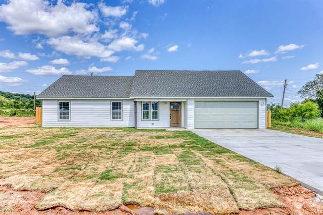 200 Holly Hill Road, Mineral Wells, TX 76067 (MLS #14623018) :: Rafter H Realty