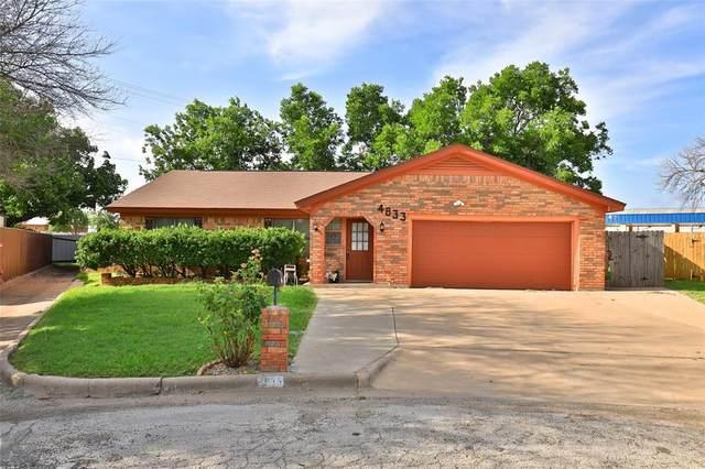 4833 Circle Nineteen, Abilene, TX 79606 (MLS #14623060) :: Wood Real Estate Group
