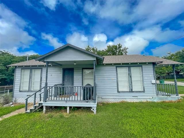 401 E Broadway Street, Stephenville, TX 76401 (MLS #14623083) :: The Property Guys