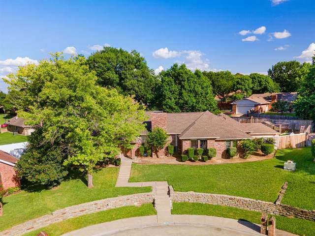 1118 Crestwood Court, Desoto, TX 75115 (MLS #14623087) :: Wood Real Estate Group