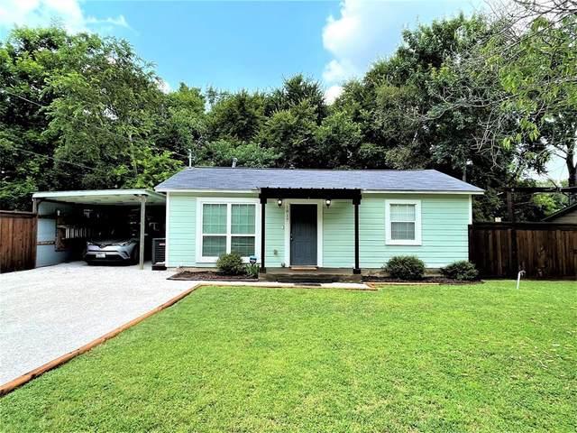 1817 Tyler Street, Denton, TX 76209 (MLS #14623092) :: Real Estate By Design