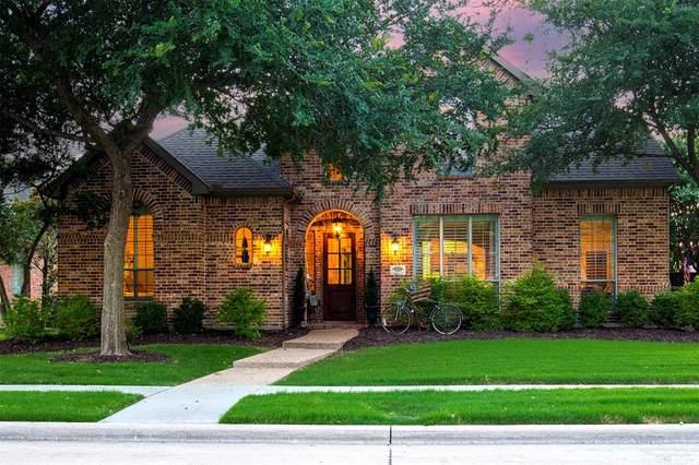9209 Warm Springs Circle, Plano, TX 75024 (MLS #14623097) :: The Hornburg Real Estate Group