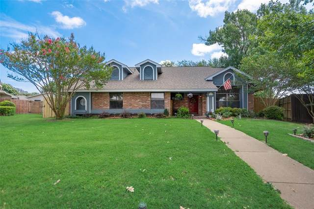 6022 Shady Valley Court, Garland, TX 75043 (MLS #14623105) :: Real Estate By Design