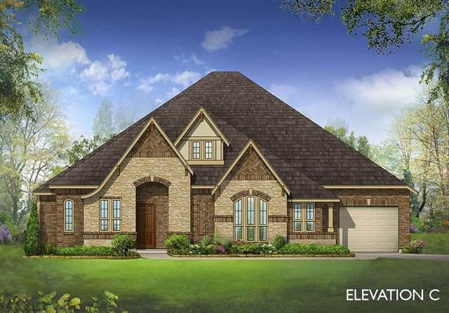 9008 Amistad Lane, Denton, TX 76226 (MLS #14623122) :: Real Estate By Design