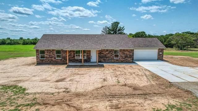 2910 Cool Junction Road, Millsap, TX 76066 (MLS #14623135) :: Rafter H Realty