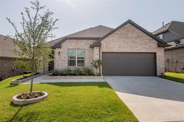 5424 High Pointe Drive, Haltom City, TX 76137 (MLS #14623141) :: Rafter H Realty