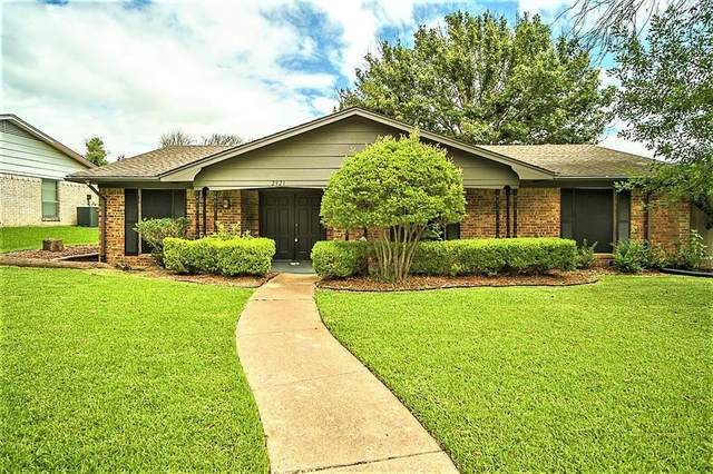 2921 Bluefield Road, Mesquite, TX 75149 (MLS #14623150) :: Rafter H Realty