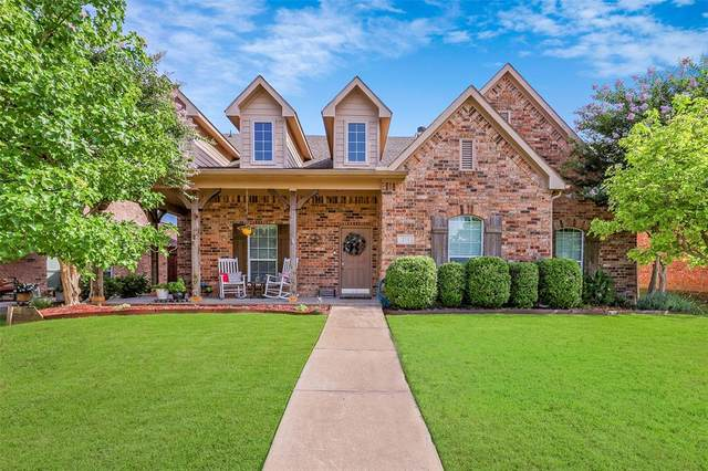 114 High Meadow Road, Red Oak, TX 75154 (MLS #14623151) :: The Chad Smith Team