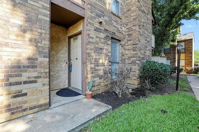 1109 Calico Lane #1814, Arlington, TX 76011 (MLS #14623159) :: Real Estate By Design