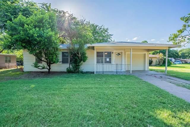 400 Highland Drive, Arlington, TX 76010 (MLS #14623160) :: Real Estate By Design