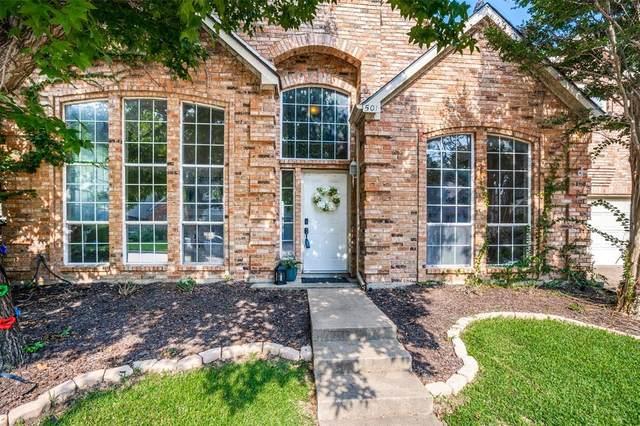 501 Glenn Lane, Mckinney, TX 75072 (MLS #14623163) :: Front Real Estate Co.