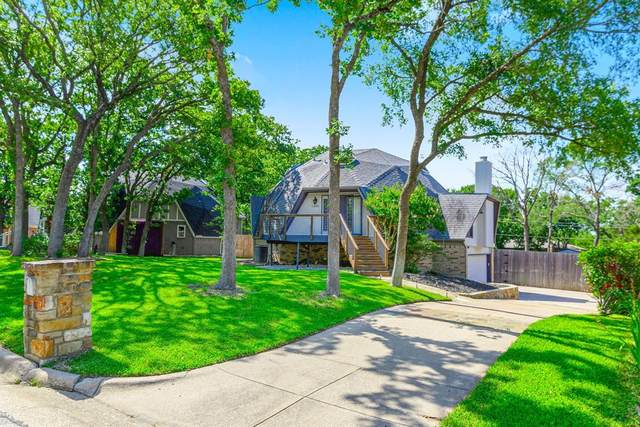 1208 Briar Drive, Bedford, TX 76022 (MLS #14623174) :: The Daniel Team