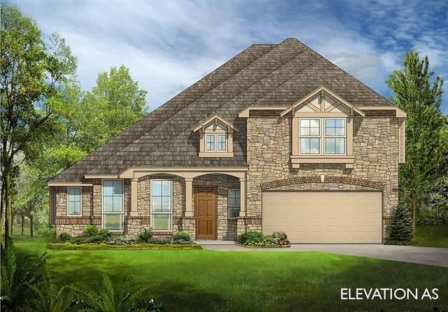 9021 Amistad Lane, Denton, TX 76226 (MLS #14623175) :: Real Estate By Design