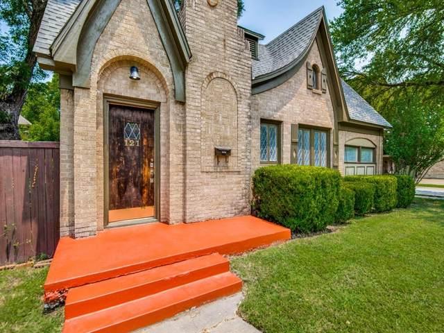 121 Hann Street, Denton, TX 76201 (MLS #14623181) :: Real Estate By Design