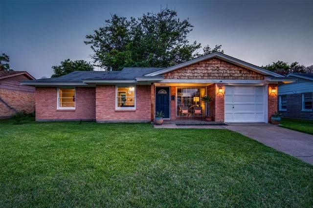 2520 Globe Avenue, Dallas, TX 75228 (MLS #14623184) :: The Mauelshagen Group