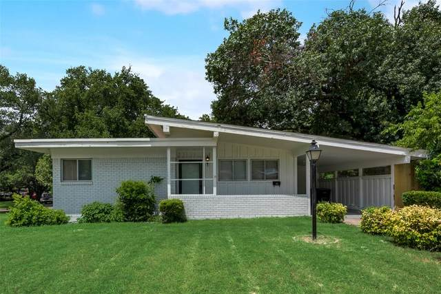8332 Carrick Street, Fort Worth, TX 76116 (MLS #14623189) :: Rafter H Realty
