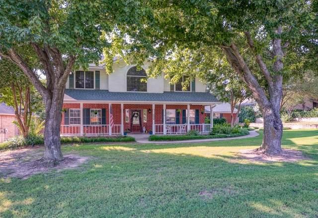 9705 Whitney Court, Granbury, TX 76049 (MLS #14623191) :: Maegan Brest | Keller Williams Realty