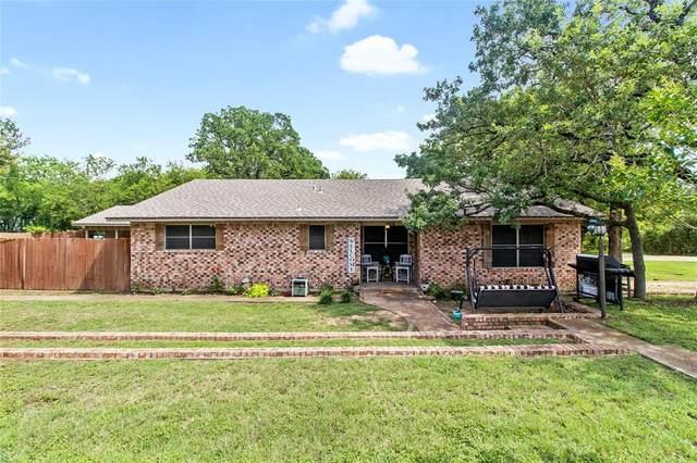 100 Live Oak Road, Whitney, TX 76692 (MLS #14623251) :: Rafter H Realty
