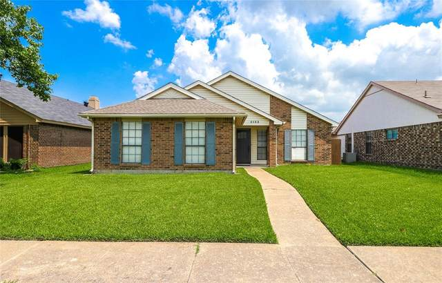 4132 Caldwell Avenue, The Colony, TX 75056 (MLS #14623264) :: Wood Real Estate Group
