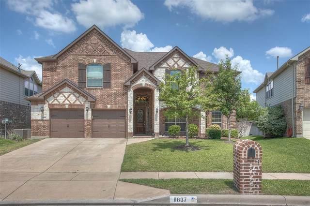 11837 Balta Drive, Fort Worth, TX 76244 (MLS #14623265) :: The Chad Smith Team