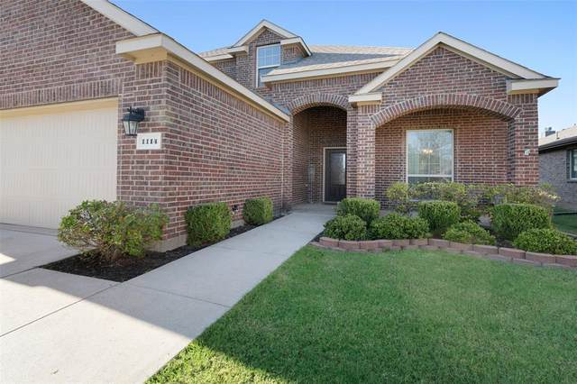 1114 Dickenson Drive, Melissa, TX 75454 (MLS #14623266) :: Rafter H Realty