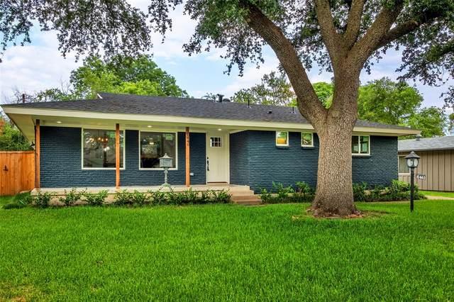 10440 Cromwell Drive, Dallas, TX 75229 (MLS #14623280) :: The Mauelshagen Group