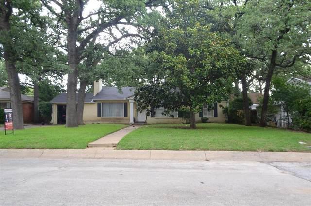 1421 S Oak Street, Arlington, TX 76010 (MLS #14623304) :: Rafter H Realty