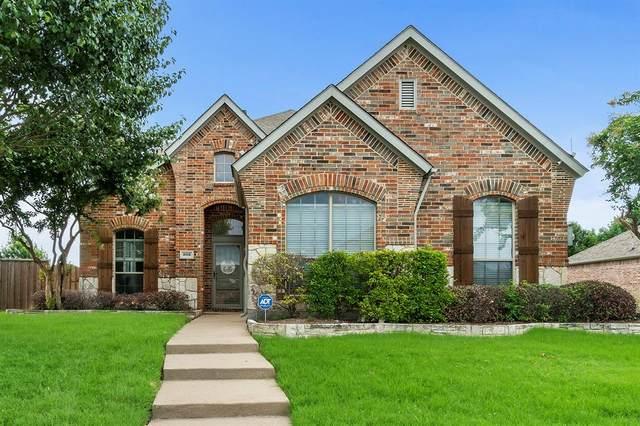 202 Beacon Hill Lane, Forney, TX 75126 (MLS #14623309) :: The Krissy Mireles Team