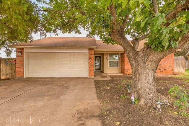1709 Dove Circle A, Abilene, TX 79605 (MLS #14623323) :: Rafter H Realty