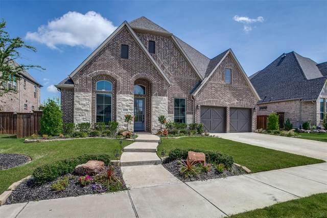 4250 Paddock Lane, Prosper, TX 75078 (MLS #14623334) :: Rafter H Realty