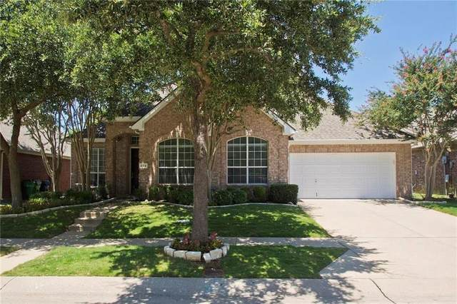 324 S Village Drive, Mckinney, TX 75072 (MLS #14623340) :: Front Real Estate Co.