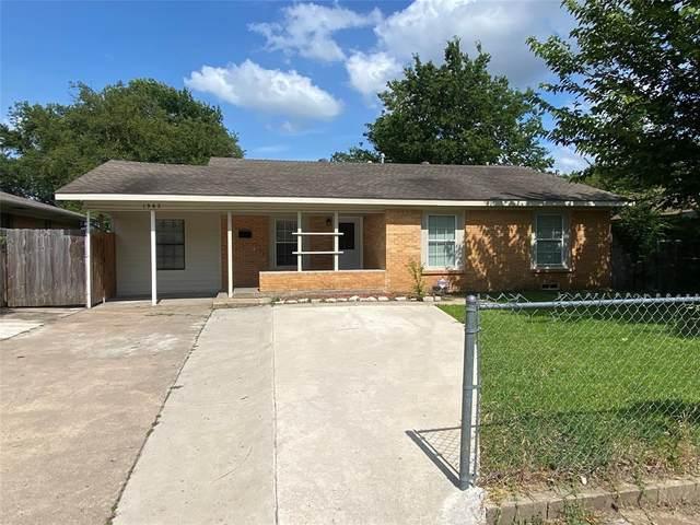 1942 Las Cruces Lane, Dallas, TX 75217 (MLS #14623341) :: Real Estate By Design