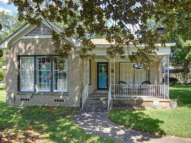 502 N Pacific Street, Mineola, TX 75773 (MLS #14623346) :: The Chad Smith Team