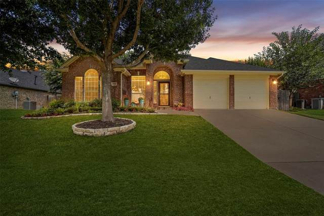 6709 Audubon Trail, Fort Worth, TX 76132 (MLS #14623369) :: Real Estate By Design