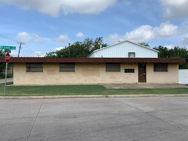 2628 Saint Louis Avenue, Fort Worth, TX 76110 (MLS #14623383) :: RE/MAX Pinnacle Group REALTORS