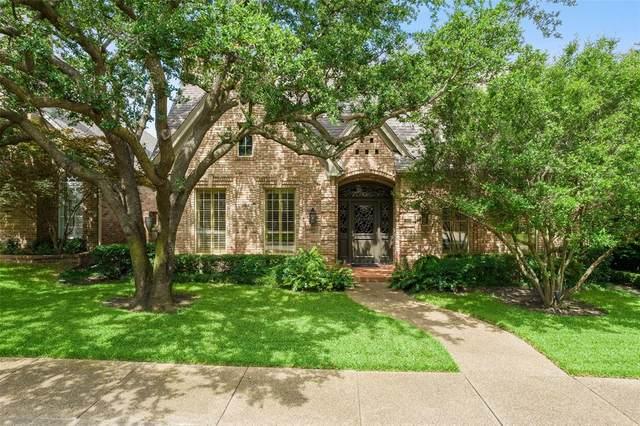 7327 Lane Park Court, Dallas, TX 75225 (MLS #14623406) :: Rafter H Realty