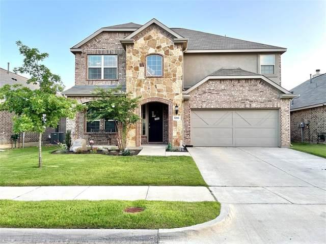 6205 Roaring Creek, Denton, TX 76226 (MLS #14623445) :: Rafter H Realty