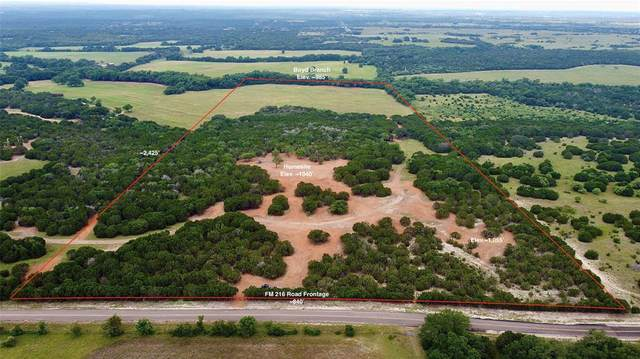 TBD F.M. 216, Iredell, TX 76649 (MLS #14623449) :: Real Estate By Design