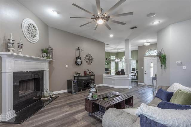 7156 Fox Drive, The Colony, TX 75056 (MLS #14623457) :: Real Estate By Design