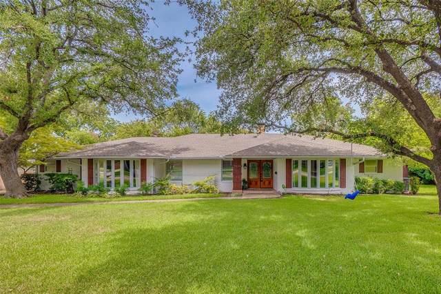 7039 Mason Dells Drive, Dallas, TX 75230 (MLS #14623467) :: Wood Real Estate Group