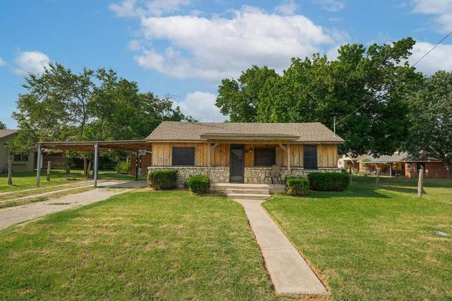 407 W Morton Street, Boyd, TX 76023 (MLS #14623469) :: The Mauelshagen Group