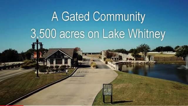 7050 Golf Drive, Whitney, TX 76692 (MLS #14623476) :: RE/MAX Landmark